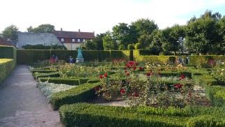 Rosenborg Bahçesi