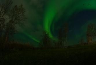#Norway #Tromsø #Auroraborealis #Northernlights