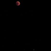 Mars ve Kanlı Ay