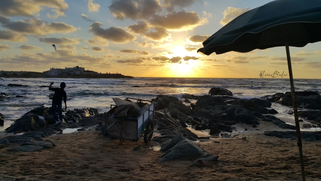 Kazablanka Gün Batımı 11